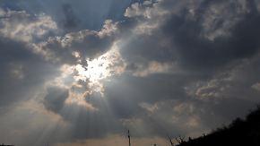 Kühle Brise im Anmarsch: Sommer kann sich nicht überall durchsetzen