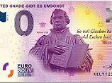 EZB stellt die Glaubensfrage: Gibt es einen Null-Euro-Schein?