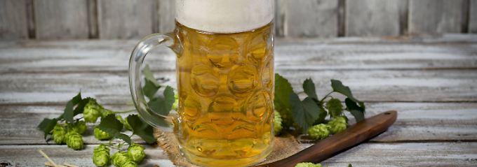 Das Geschäft mit Bier: Hopfen und Malz sind noch nicht verloren