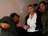 Hat mit ihren 31 Jahren schon einiges auf dem Kerbholz: Gabriela Zapata