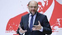 Will ein Gleichgewicht der Kräfte durch weniger Waffen: Martin Schulz.