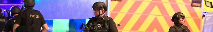 Der Tag: 07:41 Manchesters Polizei ruft zu Wachsamkeit auf