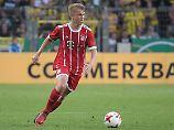 Marios Bruder wird Profi: FC Bayern macht anderen Götze groß