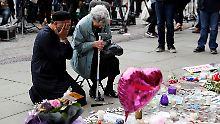 Höchste Terrorwarnstufe in Großbritannien: Ermittler gehen von Netzwerk um Manchester-Attentäter aus