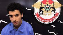 Der in der libyschen Hauptstadt Tripoli festgenommene Bruder des Manchester-Bombers, Hashim Ramadan Abedi.