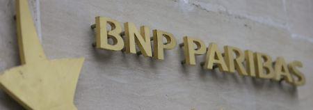 Vernachlässigte ihre Finanzaufsicht: die französische Großbank BNP Paribas