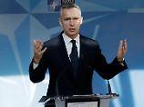 """Nato tritt Anti-IS-Allianz bei: Stoltenberg begrüßt """"klares Signal"""""""