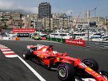 Rekord in Monaco pulverisiert: Vettel spektakelt, blufft Mercedes?