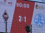 Und jetzt der FC Bayern?: Dorfmerkingen spielt im DFB-Pokal