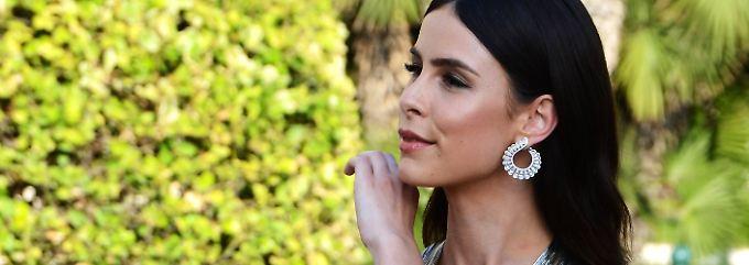 Heißer Auftritt in Cannes: Lena lässt tief blicken