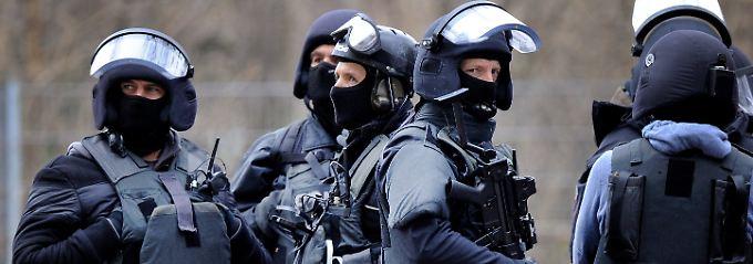 Keine konkrete Anschlagsgefahr: Essen: Mutmaßlicher Terrorist festgenommen