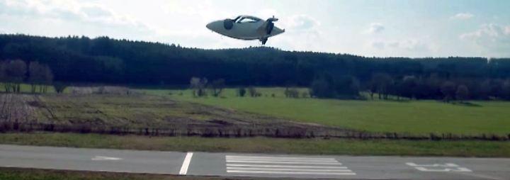 Startup News, die komplette 54. Folge: E-Jet von Lilium Aviation hebt senkrecht ab