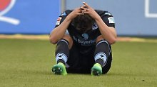 Relegation gegen Regensburg: 1860 München flirtet mit dem Kollaps