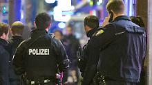Prozessauftakt gegen Schläger: Ein Knöllchen, acht verletzte Polizisten
