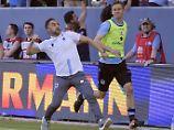 Duseliger Relegations-Auftakt: Joker und Keeper retten 1860
