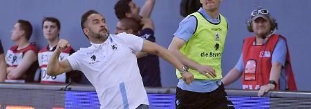 Hoffnung in der Relegation: Keeper Ortega verhindert 1860-Pleite