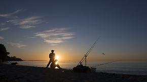 Mai gibt zum Ende hin Vollgas: Auf warme Nacht folgt gewittrig-heißer Morgen