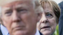 Trump vertagt Klimafrage: G7-Gipfel wird zum Debakel