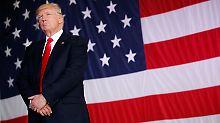 """""""Wirklich historische Woche"""": Was bleibt von Trumps erster Auslandsreise?"""