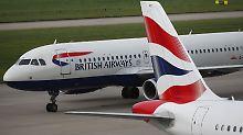 Die BA-Flotte soll ab Sonntag wieder abheben können.