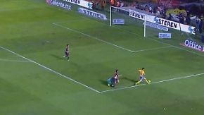 Blitz-Doppelpack in mexikanischer Liga: Gignac rettet Tigres mit Präzisionshammer
