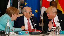 Die USA führen nicht mehr: Merkel fordert europäische Alleingänge