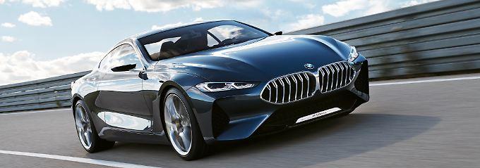 Endlich ein BMW der wieder alles zu haben scheint. Aber wird die Serie wie die Studie?