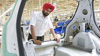 Boomendes Schwellenland: Deutsche Unternehmen drängen auf indischen Markt