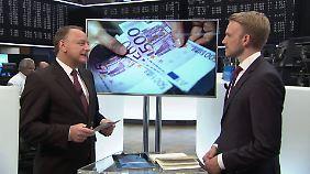 n-tv Zertifikate: Euro-Rally ohne Ende?