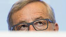 Deutsche Milliarden in Luxemburg: Grüne belasten Juncker wegen Steueroase