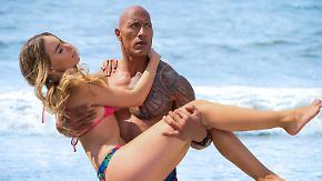 """Neu im Kino: """"Baywatch"""": Strandwächter ermitteln gegen Drogenhändler"""