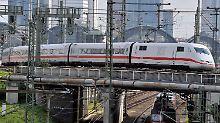 Der Tag: Bahn sperrt wichtige ICE-Strecke für 200 Tage