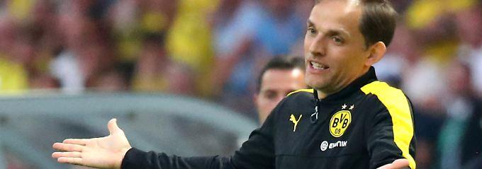 """""""Bild""""-Bericht: BVB trennt sich von Trainer Tuchel"""
