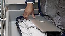 Entscheidung steht noch aus: Laptop-Verbot für US-Flüge nicht vom Tisch