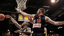 Nach Sieg gegen Oldenburg: Ulms Basketballer wahren Final-Chance