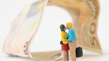 Bei einer Scheidung ist meist Schluss mit dem gemeinschaftlichen Testament.