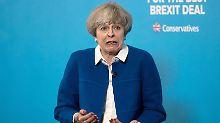 Konservative im Abwärtstrend: Tories müssen um absolute Mehrheit fürchten