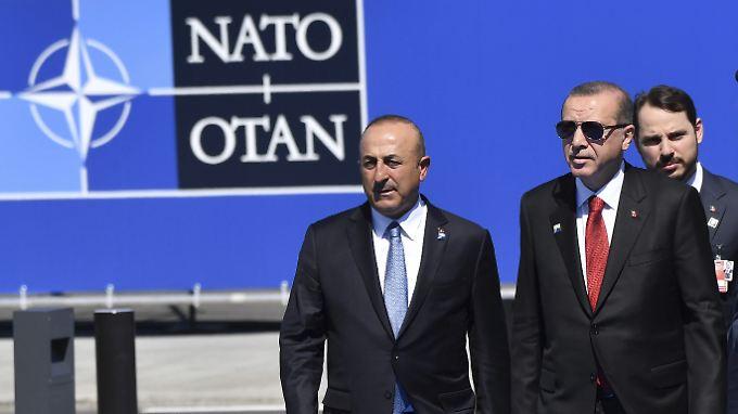 Kein Gipfel für Erdogan: Die Nato-Partner wollen nicht nach Istanbul kommen.