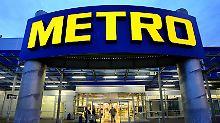 Getrennte Bilanzen vorgelegt: Metro steuert auf Aufspaltung zu