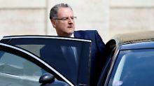 Korruption in Frankreich: Staatsanwalt ermittelt gegen Macron-Minister
