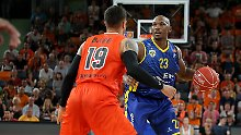 Knappes Semifinale in Ulm: Baskets Oldenburg spielen um Meisterschaft