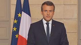 """Macron: """"Haben keinen Planeten B"""": So reagiert die Welt auf den Klimaabkommen-Ausstieg der USA"""