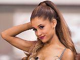 Prinz William spendet Trost: Ariana Grande wieder in England