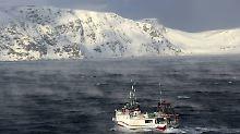 Methan-Explosionen nach Eiszeit: Riesige Krater am Meeresgrund entdeckt