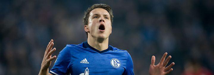 """Böses Blut auf Schalke: Konopljanka beschimpft Weinzierl als """"Feigling"""""""