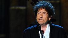Tonband für 820.000 Euro: Dylan reicht seine Nobelpreis-Vorlesung ein