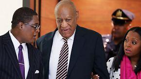 Prozessauftakt in Pennsylvania: Bill Cosby steht wegen sexueller Nötigung vor Gericht