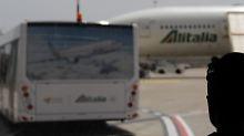 Käufer für Airline gesucht: Alitalia findet 32 Interessenten