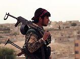 """""""Der Kampf wird heftig"""": Rebellen starten Großoffensive auf Rakka"""