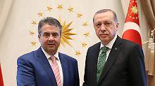 Modell Brexit: Gabriel erwägt engere Zollunion mit Türkei